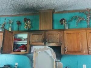 Fire Damage Restoration in Home Kitchen